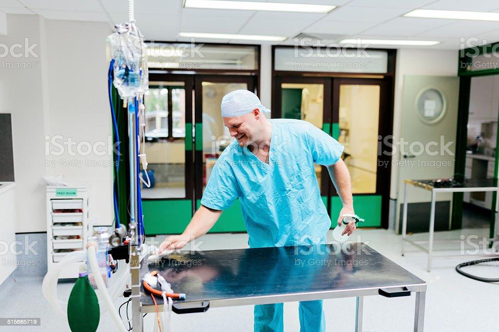 Tierarzt Reinigungsgeräte – Foto