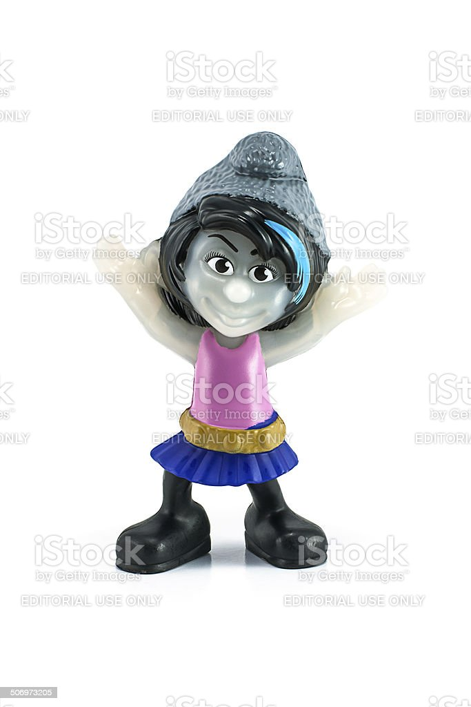 Vexy Toy Character From The Smurfs 2 Stock Photo Download Image Now Istock