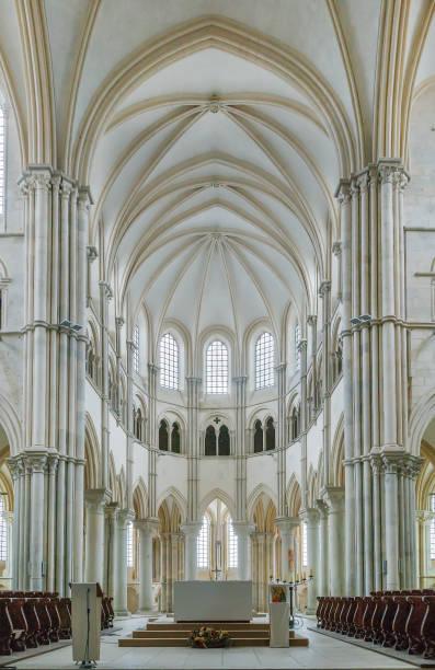 Abtei Vezelay, Frankreich – Foto
