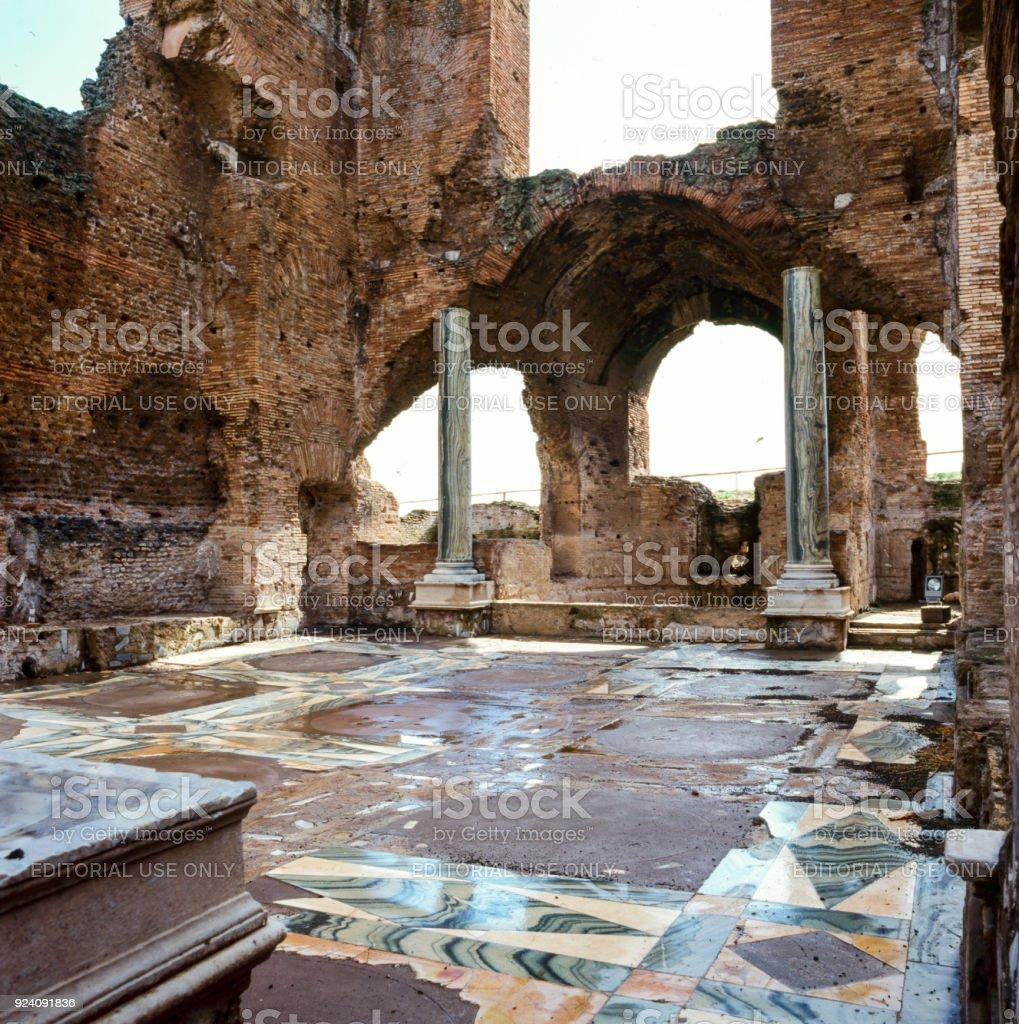 Via Appia Antica stock photo