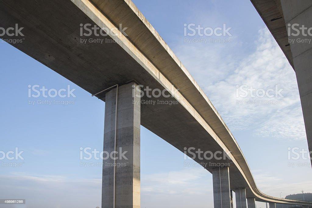 Viaduct Bridge stock photo
