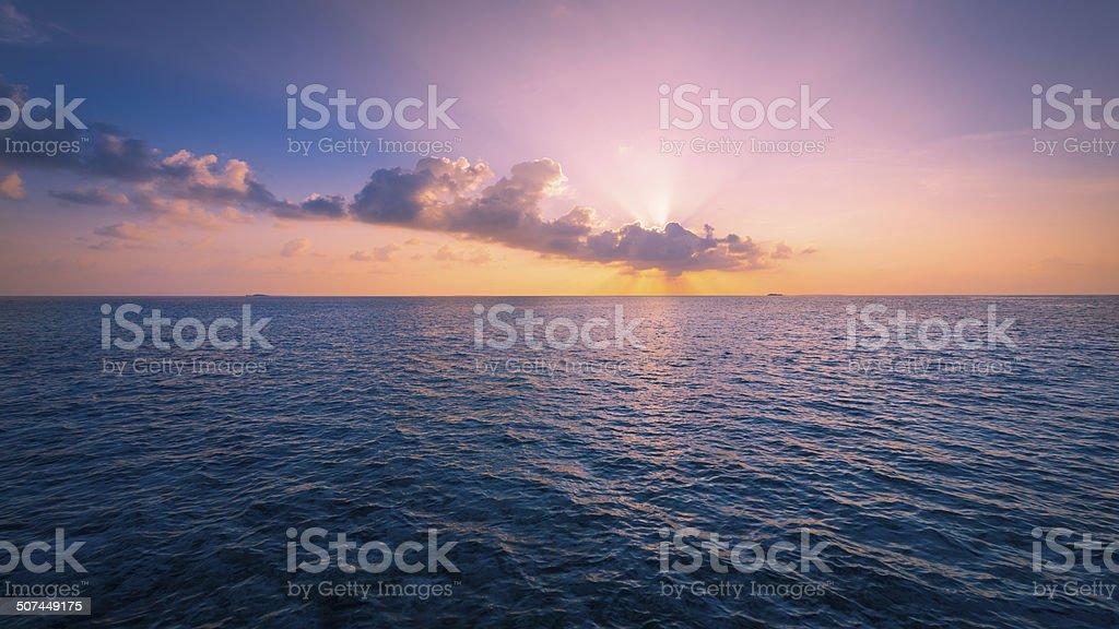 vibrant color stock photo