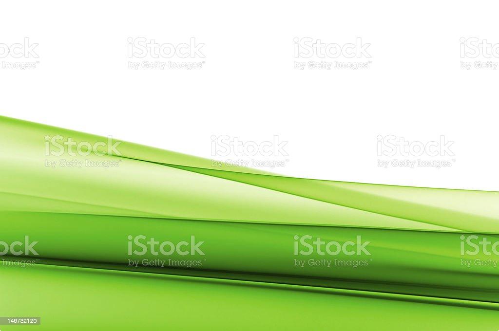 vibrant green background on white royalty-free stock photo
