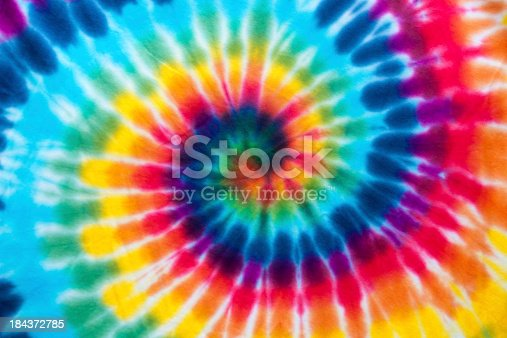 istock Vibrant Tie Dye 184372785