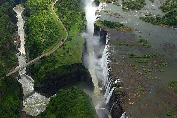 Vic Falls stock photo