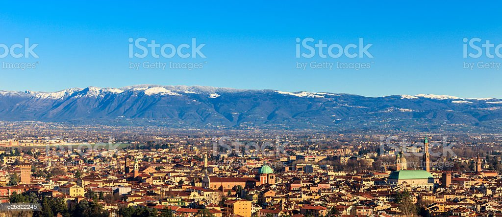 Vicenza, Italy stock photo
