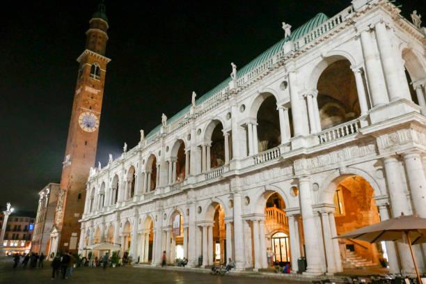 vicenza, italien - vicenza stock-fotos und bilder