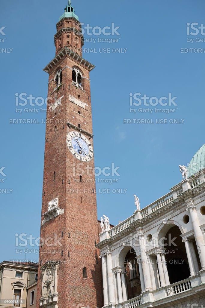 Vicenza, Italy - foto stock