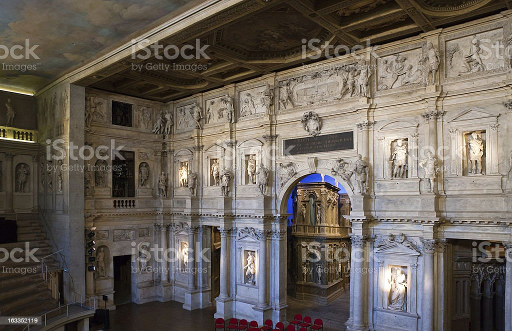 Vicenza stock photo