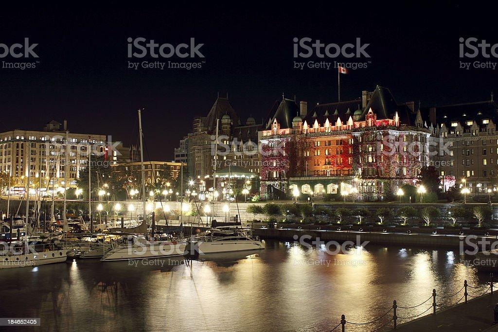 Victoria, British Columbia royalty-free stock photo