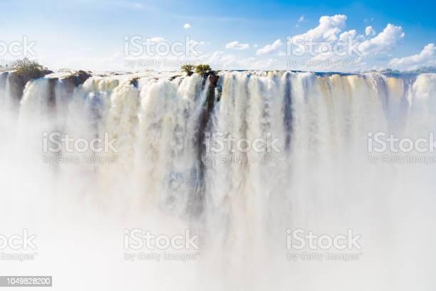 Photo of Victoria Falls from Zambia