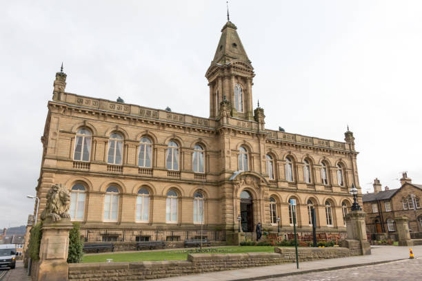 Victoria Hall stock photo