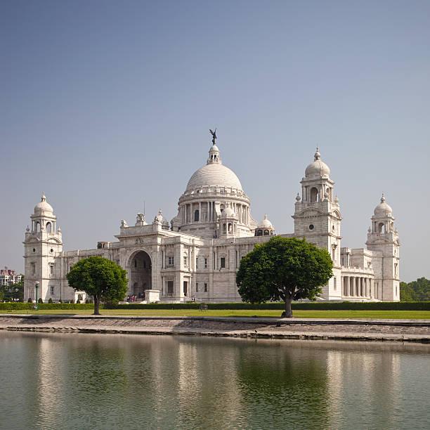 victoria memorial w kalkuta, indie - memorial day zdjęcia i obrazy z banku zdjęć