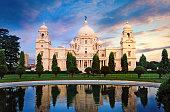 istock Victoria Memorial in Kolkata 904582208