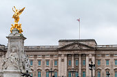 istock Victoria Memorial outside Buckingham Palace in City of Westminster, London 1285735816
