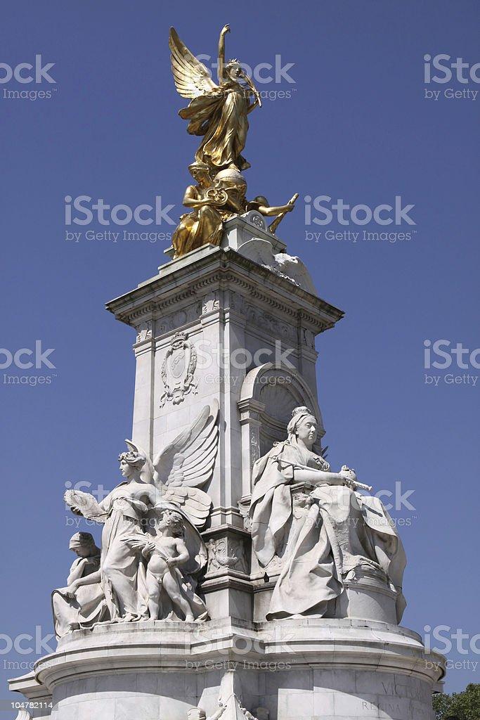 Victoria Memorial royalty-free stock photo