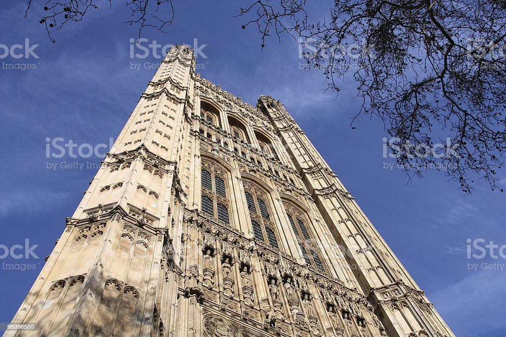 Victoria Tower foto stock royalty-free