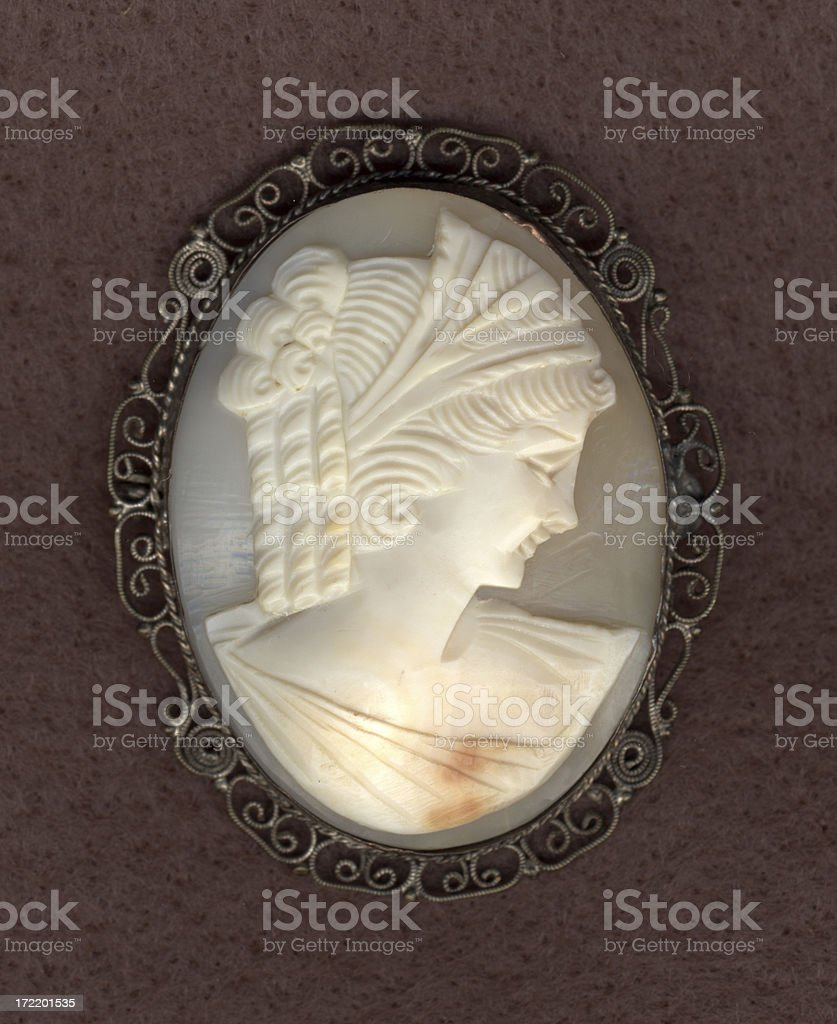 Victorian Lady stock photo