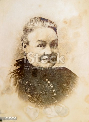 478384809 istock photo Victorian Lady's Portlait Mothering figure 145160708