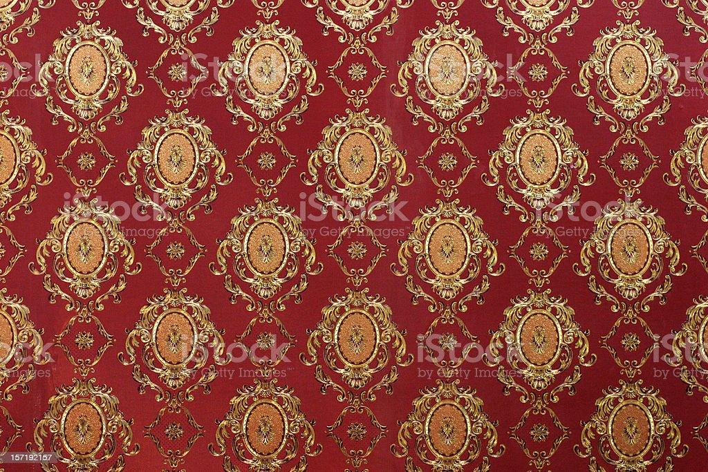 Papier Peint Style Victorien