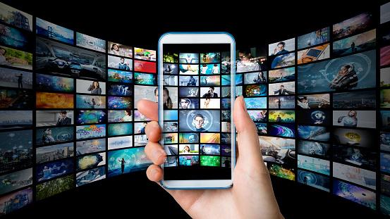 Video Arşiv Kavramı Stok Fotoğraflar & App'nin Daha Fazla Resimleri