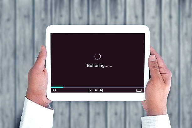 video buffering - langzaam stockfoto's en -beelden