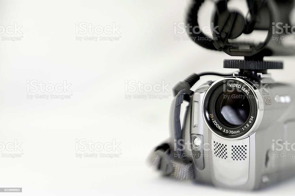 Video Camcorder royalty-free stock photo