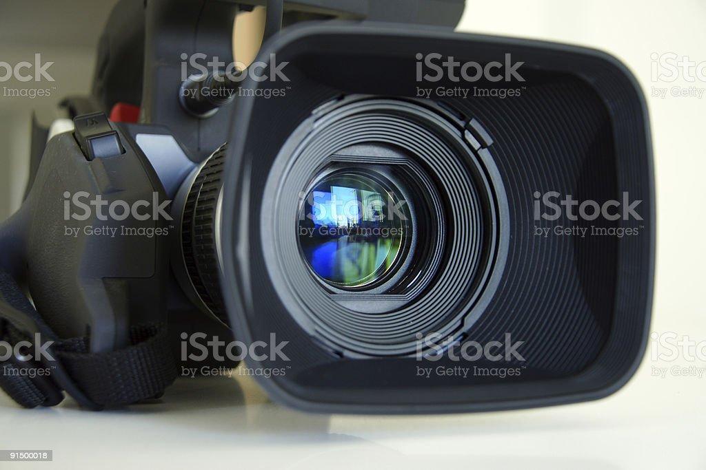 Video Kameraobjektiv