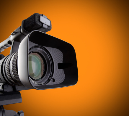 Video Camera Stock Photo - Download Image Now