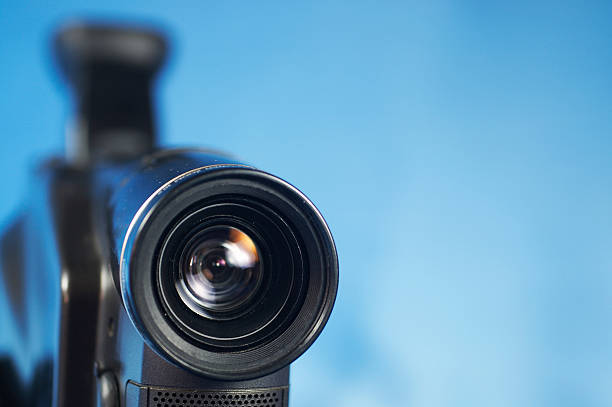 Cámara de vídeo - foto de stock