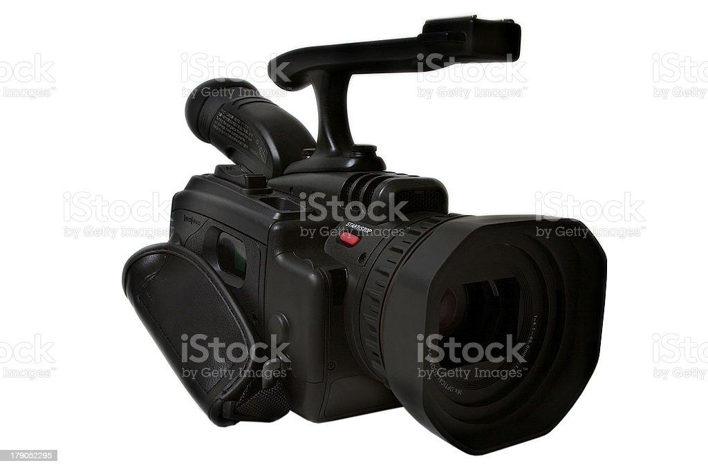 Video camera royalty-free stock photo