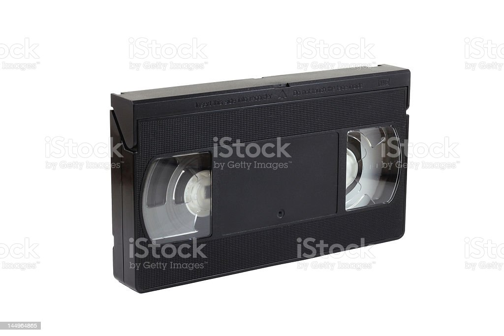video casette royalty-free stock photo