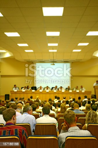 istock Video conference 157185188