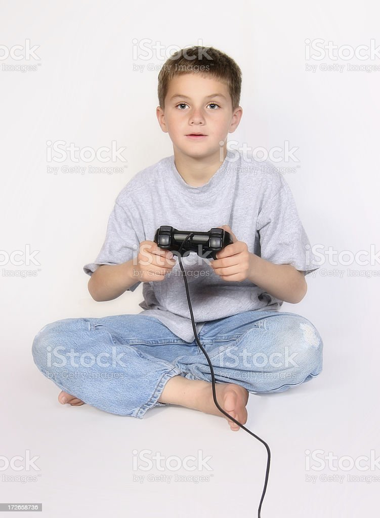 Video Game I royalty-free stock photo