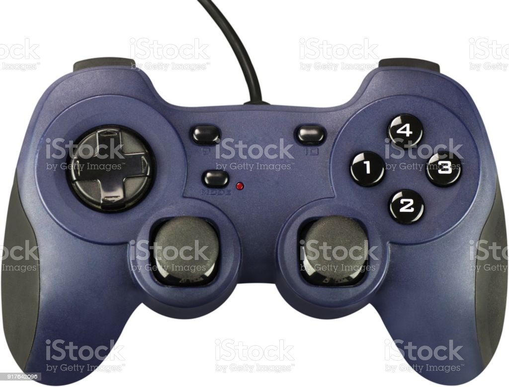 Video game. stock photo