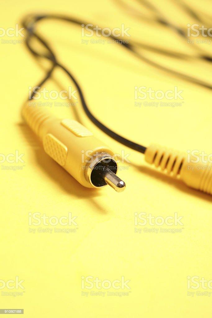 Video input stock photo