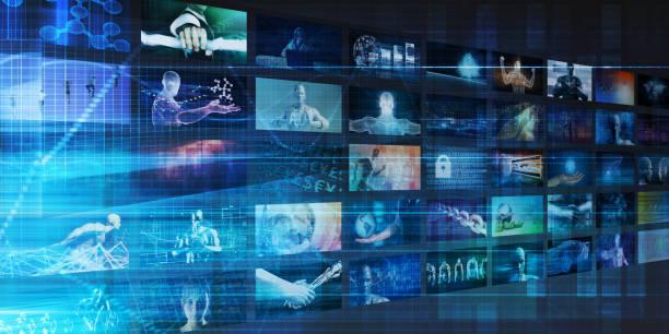 Video Marketing stock photo