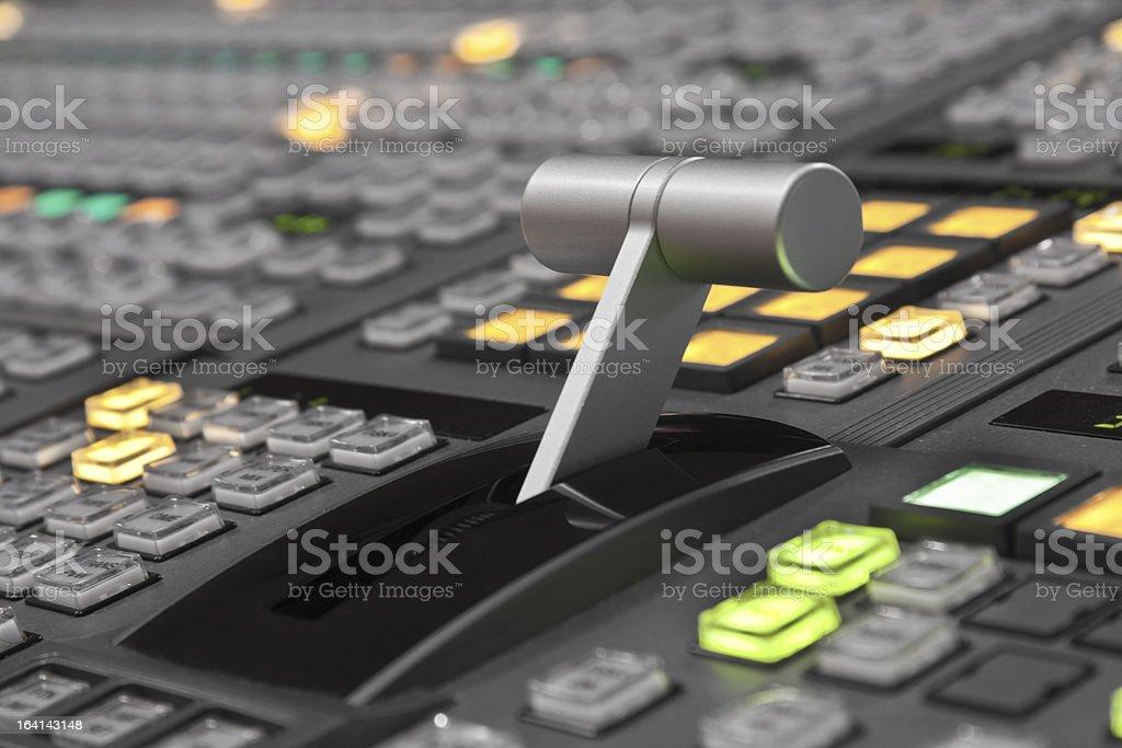 Video mix stock photo