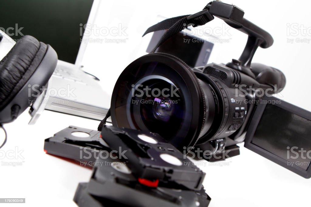 video royalty-free stock photo