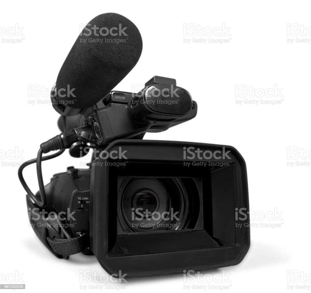 Video. stock photo