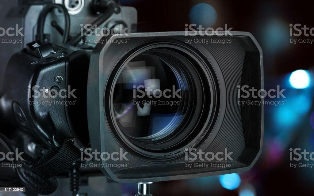 Video. stock photo