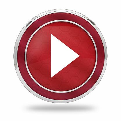 Photo libre de droit de Bouton De Lecture Vidéo banque d'images et plus  d'images libres de droit de Affichage digital - iStock