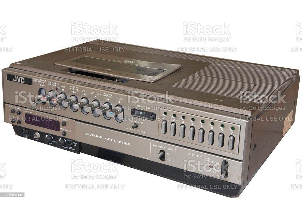 JVC Video recorder