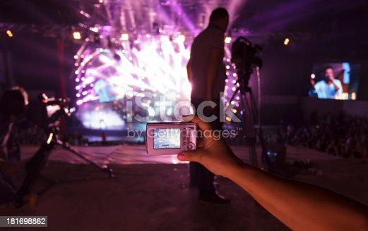 833314292 istock photo Video recording 181698862
