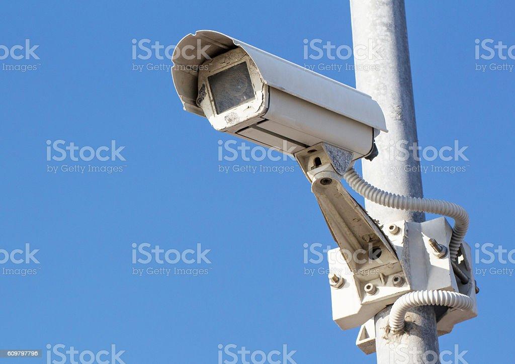 Video security stock photo