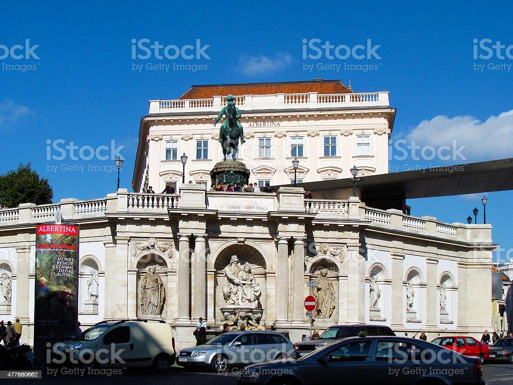 Viena, Áustria stock photo