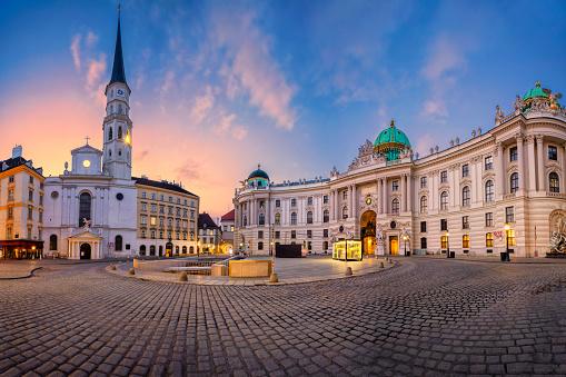 istock Vienna, Austria. 1051391304