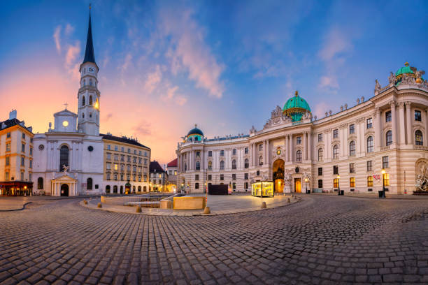 vienna, austria. - vienna stock photos and pictures