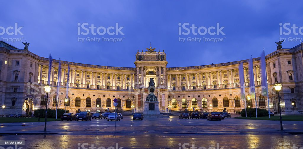Vienna, Austria stock photo