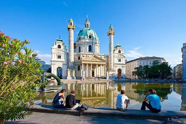 Vienna, Austria stock photo